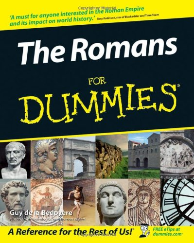 Romans for Dummies   2006 edition cover