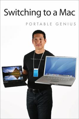 Switching to a Mac Portable Genius   2009 9780470436776 Front Cover