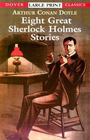 Eight Great Sherlock Holmes Stories   2001 edition cover