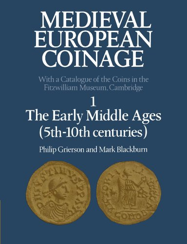 Early Middle Ages (5th-10th Centuries)   1986 9780521031776 Front Cover