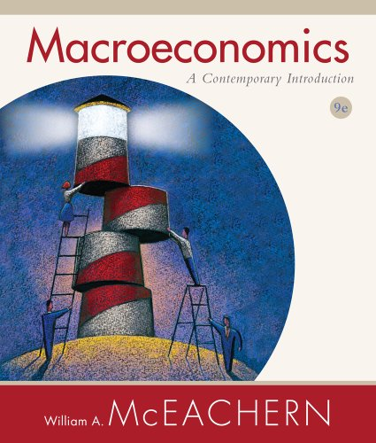 Macroeconomics  9th 2012 9780538453776 Front Cover