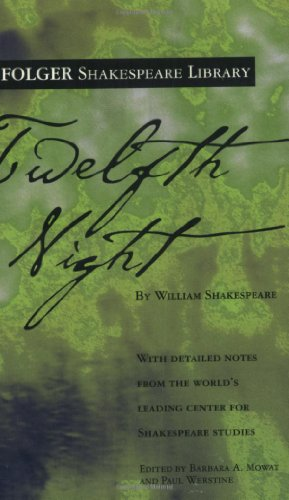 Twelfth Night   1993 9780743482776 Front Cover