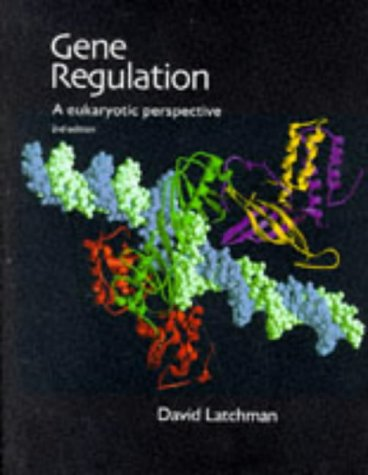 Gene Regulation A Eukaryotic Perspective 3rd 1998 9780748739776 Front Cover