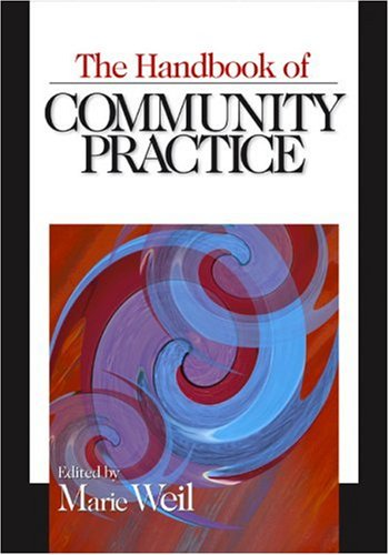 Handbook of Community Practice   2005 edition cover