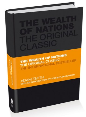 Wealth of Nations The Original Classic  2010 edition cover