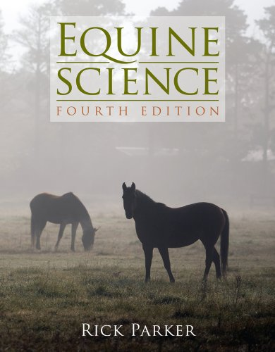 Equine Science  4th 2013 edition cover