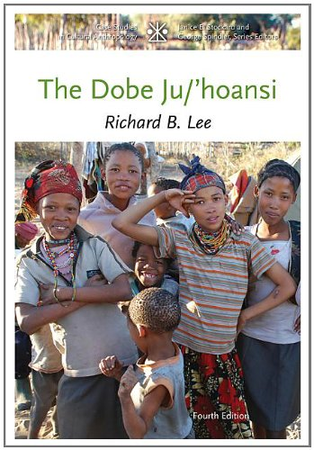 Dobe Ju/'Hoansi  4th 2013 9781111828776 Front Cover