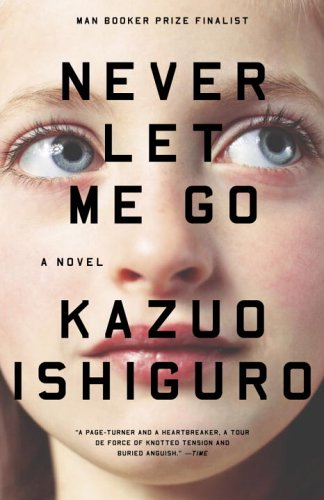 Never Let Me Go   2010 9781400078776 Front Cover