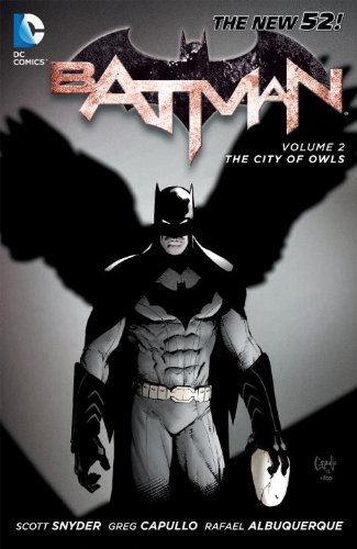 Batman Vol. 2: the City of Owls (the New 52)   2013 9781401237776 Front Cover