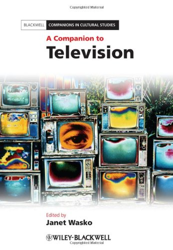Companion to Television   2010 9781405198776 Front Cover