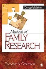 Methods of Family Research  2nd 2006 (Revised) 9781412916776 Front Cover