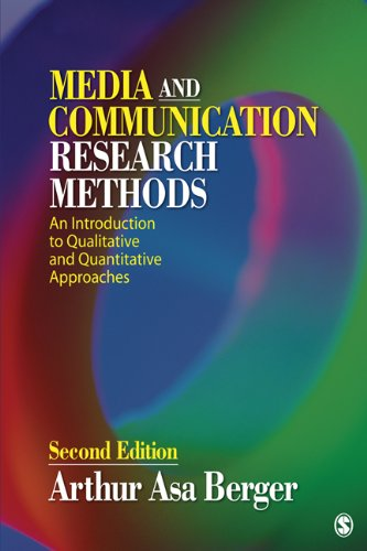 Media and Communication Research Methods An Introduction to Qualitative and Quantitative Approaches 2nd 2011 edition cover