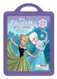 Frozen Book and Magnetic Play Set  N/A edition cover