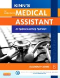 Kinn's the Administrative Medical Assistant An Applied Learning Approach 8th edition cover