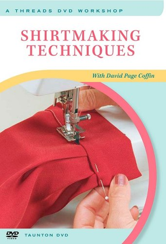 Shirtmaking Techniques:  2009 edition cover