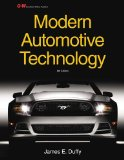 Modern Automotive Technology  8th 2014 edition cover