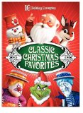 Classic Christmas Favorites (Dr. Seuss' How the Grinch Stole Christmas! / The Year Without a Santa Claus / Frosty's Winter Wonderland / Rudolph and Frosty's Christmas in July) System.Collections.Generic.List`1[System.String] artwork