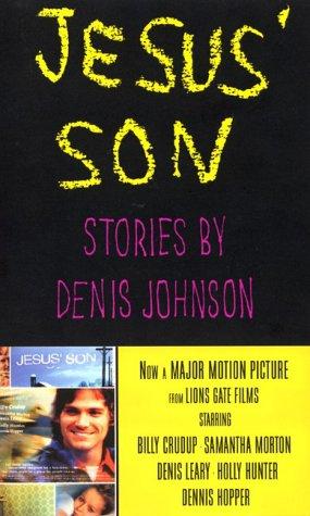 Jesus' Son Stories  1992 (Reprint) edition cover