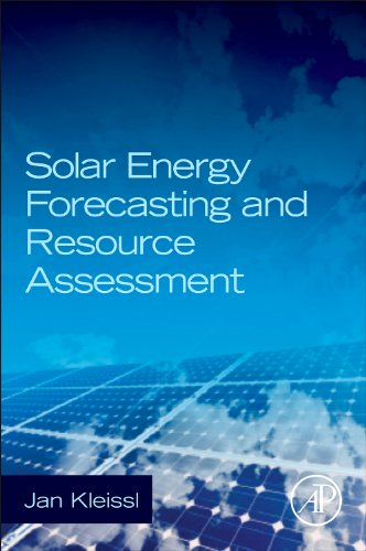 Solar Energy Forecasting and Resource Assessment   2013 9780123971777 Front Cover