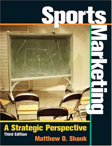 Sports Marketing A Strategic Perspective 3rd 2005 edition cover