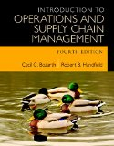 Introduction to Operations and Supply Chain Management:   2015 9780133871777 Front Cover