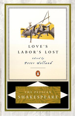 Love's Labor's Lost   2000 (Revised) edition cover
