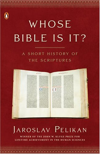 Whose Bible Is It? A Short History of the Scriptures N/A edition cover