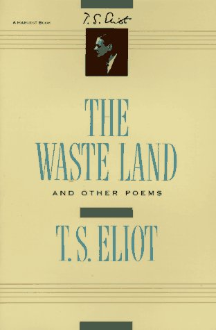 Waste Land and Other Poems   1955 edition cover