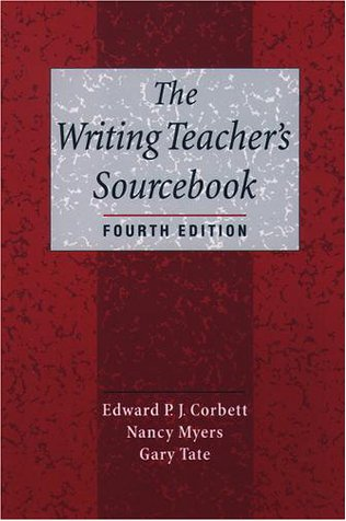 Writing Teacher's Sourcebook  4th 2000 (Revised) edition cover