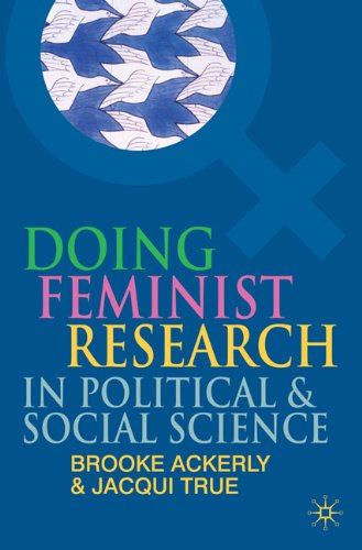 Doing Feminist Research in Political and Social Science   2010 edition cover