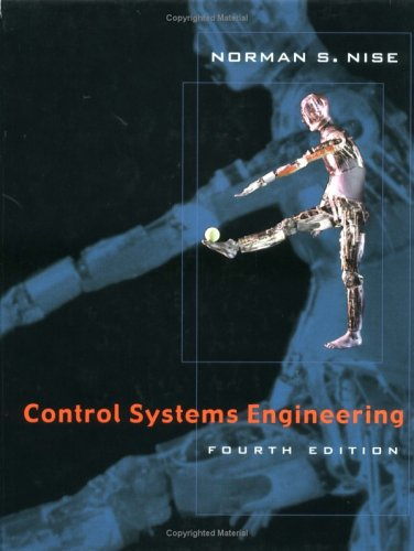 Control Systems Engineering  4th 2004 (Revised) edition cover