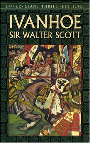 Ivanhoe   2004 edition cover