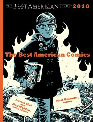 Best American Comics 2010  N/A 9780547241777 Front Cover