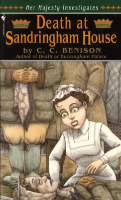 Death at Sandringham House  N/A 9780553574777 Front Cover