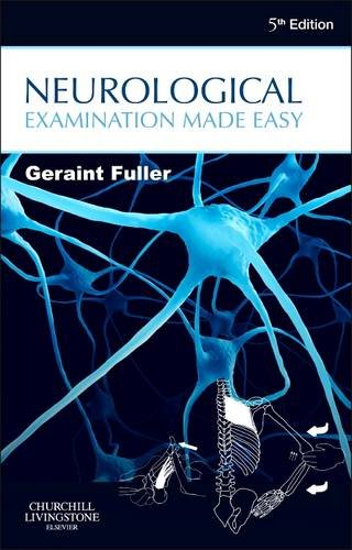 Neurological Examination Made Easy  5th 2013 edition cover