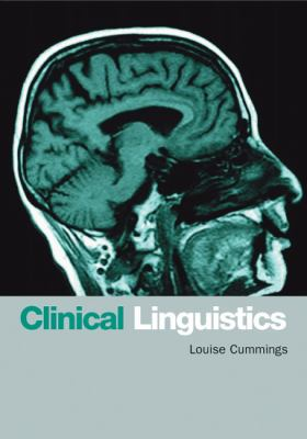 Clinical Linguistics   2008 9780748620777 Front Cover