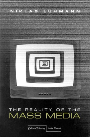 Reality of the Mass Media   2000 edition cover
