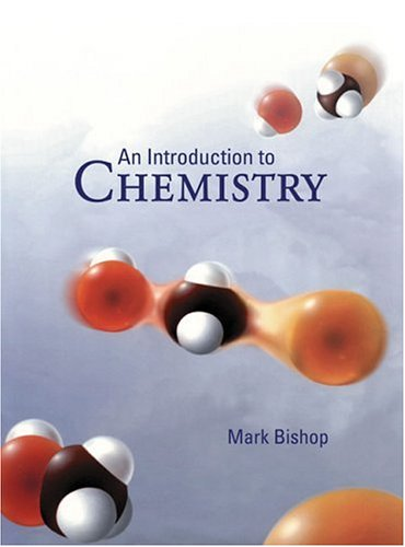 Introduction to Chemistry   2002 edition cover
