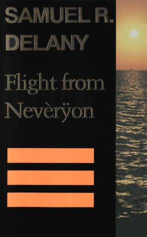Flight from Nev�r�on  Reprint edition cover