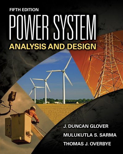 Power System Analysis and Design  5th 2012 edition cover