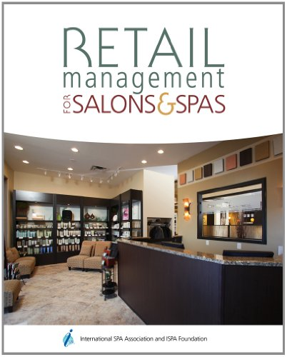 Retail Management for Salons and Spas   2013 9781111540777 Front Cover