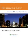 Business Law Principles and Cases in the Legal Environment 2nd edition cover