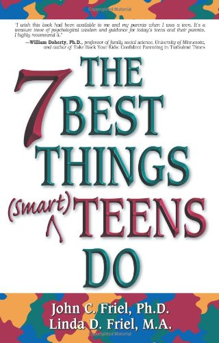 Seven Best Things Smart Teens Do   2000 9781558747777 Front Cover