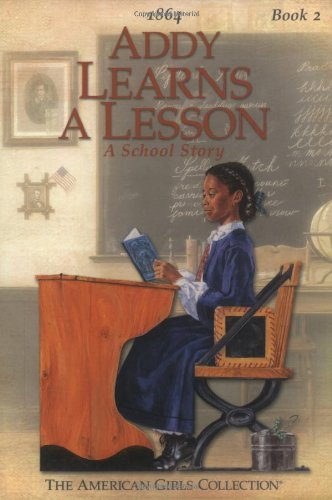 Addy Learns a Lesson A School Story  2000 edition cover