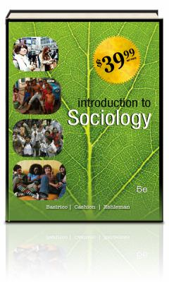 Introduction to Sociology  5th 2012 edition cover