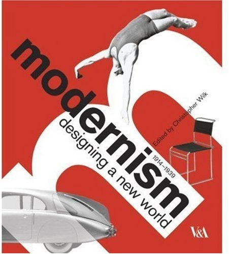 Modernism Designing a New World, 1914-1939  2006 edition cover