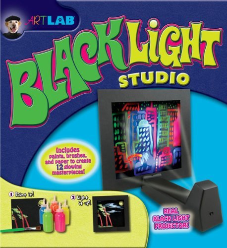Black Light Studio  N/A 9781932855777 Front Cover