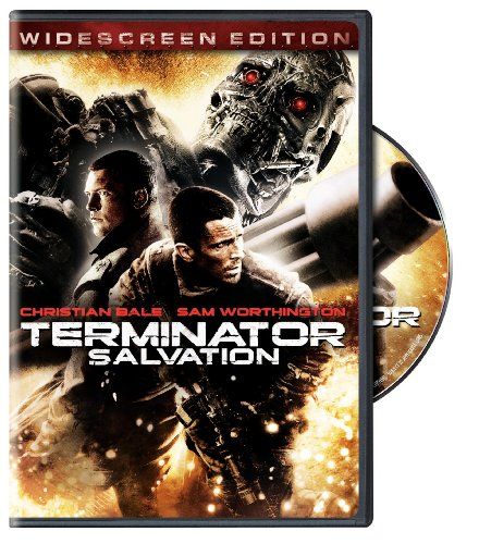 Terminator Salvation (Single-Disc Widescreen Edition) System.Collections.Generic.List`1[System.String] artwork