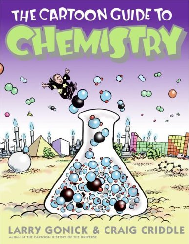 Cartoon Guide to Chemistry   2004 edition cover