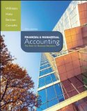 Financial and Managerial Accounting  17th 2015 9780078025778 Front Cover